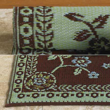 RECYCLED PLASTIC OUTDOOR RUGS WOOD DOORS
