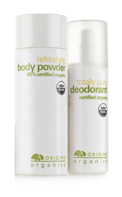 Origins Body Powder & Deodorant
